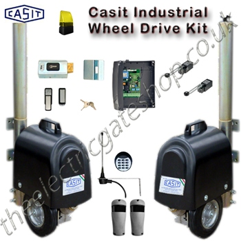 Casit Industrial Twin Wheel Drive System