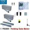 Electric Folding Gates