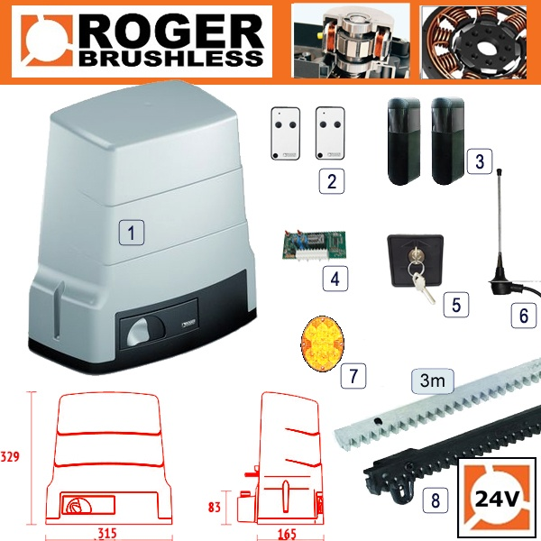 Linear Actuators moreover Roger Technology ENDURE BH30803 BRUSHLESS Intensive 800 1000kg Sliding Kit together with Adapter moreover Abb Mag ic Flow Meter Wiring Diagram moreover 12v Dc Motor Diagram. on electric motor encoder