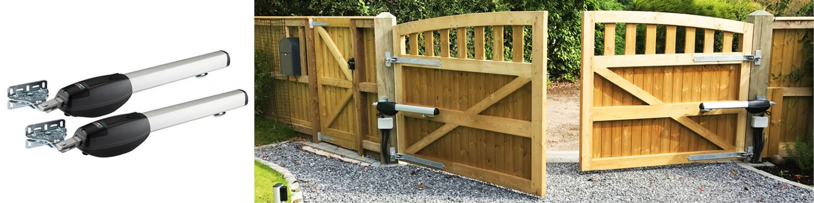 Electric Gates Automation Systems And Electric Gate Kits