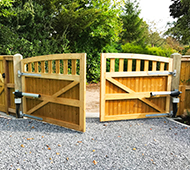 Electric Gate Kits >> Electric Gates Automatic Gate Kits From The Electric Gate