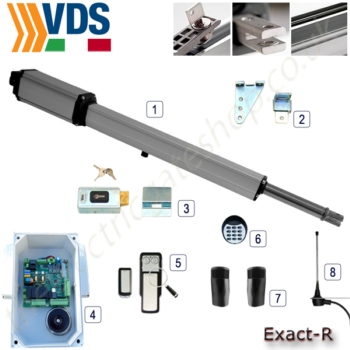 VDS Exact-R 24v Single Gate Kit