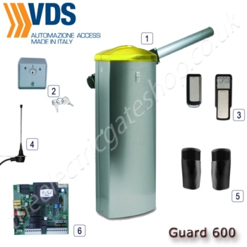 VDS Guard 600 Barrier