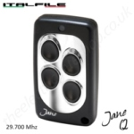 jane q low frequency remote 29.700 mhz