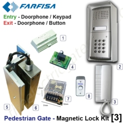 Magnetic Lock Kit [3]