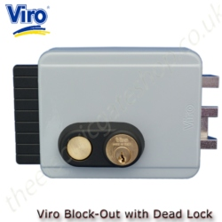 Viro Block Out Electric Lock with Dead Lock