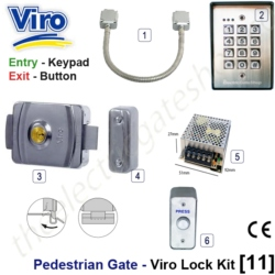 Electric Lock Kit [11]