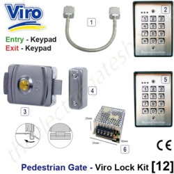 Electric Lock Kit [12]