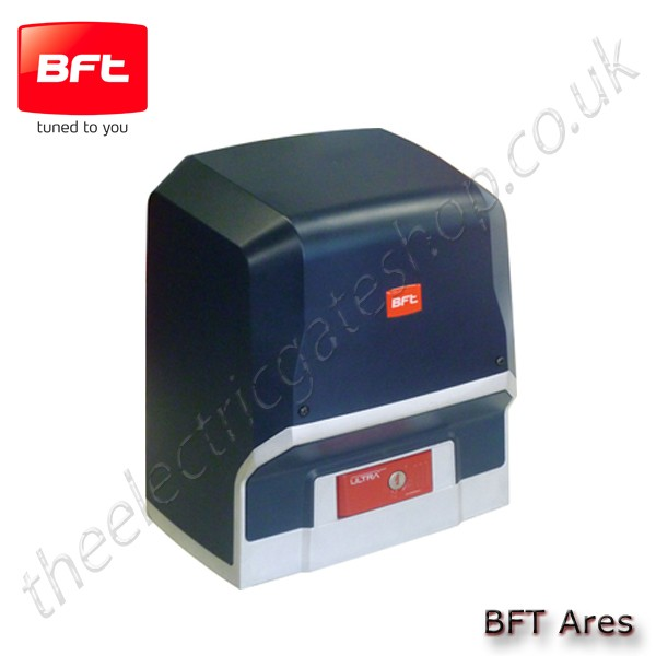 BFT Ares Manual - EasyGates Manuals