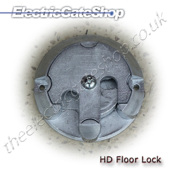 Locking Gate Centre Floor Stop