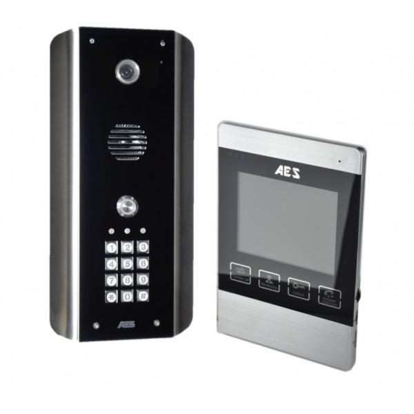 Aes Styluscom Ab Wired Video Intercom