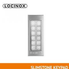 locinox slimstone weather resistant keypad