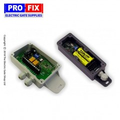 profix wireless band 1.0 transmitter & receiver