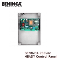 beninca 230vac heady control panel