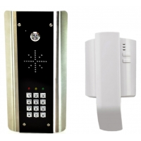 aes 302-ab wired audio intercom