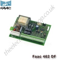 faac 462df / 462 df control board with rapid connector