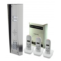 aes 703-hs3 - 3 way wireless audio intercom