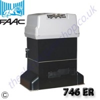 faac 746 er sliding gate motor for gates up to 600kg
