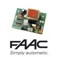 faac 844 mps gate control panel