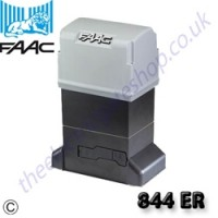 faac sliding gate motor for gates up to 1,800 kg