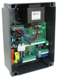 Replacement Gibidi BA-230 / BA230 Swing Gate Control Panel Complies to EN-12453 With Anti-Crushing Slowdown Fully Programmable.