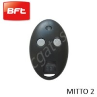 BFT MITTO 2 Remote Control, replaced by BFT MITTO 2B Remote.