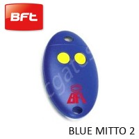 BFT BLUE MITTO 2 Remote Control, replaced by BFT MITTO 2B Remote.