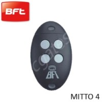 BFT MITTO 4 Remote Control, replaced by BFT MITTO 4B Remote.