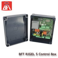 bft rigel5, bft rigel 5 gate control panel