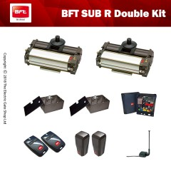 bft sub-r / sub r hydraulic twin kit, underground motors suitable for domestic & commercial installations.  call for best price.