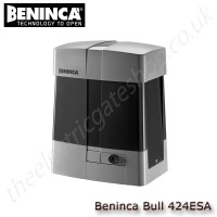 beninca bull424esa / bull424esa.s - 24vdc motor for sliding gates weighing up to 400 kg, for intensive use24vdc motor for sliding gates weighing up to 400 kg