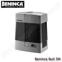 beninca bull5m / bull5m.s - 230vac motor for sliding gates weighing up to 500 kg