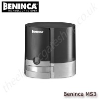 beninca ms3 230vac motor for sliding gates weighing upto 300 kg, for residential use, supplied with control unit and integrated receiver