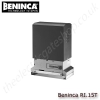 beninca ri.15t 400vac motor for sliding gates weighing upto 1500 kg. for industrial and intensive use.