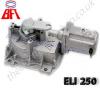 bft-eli-250 spare part underground gate motor.
