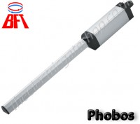 phobos bft, phobos n, phobos n l, phobos n bt, phobos n l bt. electro mechanical gate operator. available in 230v / 24v.