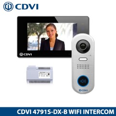 cdvi video wifi intercom door station