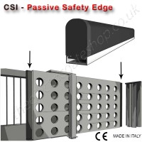 safety edge. csi passive, made in italy to eu standards.