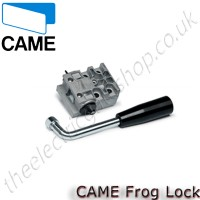 came a4364 lever key release mechanism