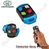 centurion nova 4 button