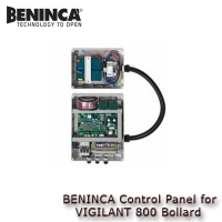 beninca control panel for the vigilant 800 bollard