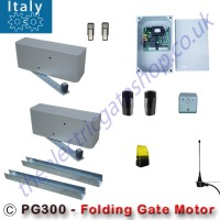 pg300 - swing garage door opener
