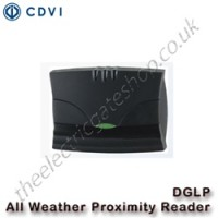 cdvi dglp all weather proximity reader with ip67 rating