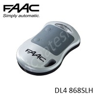 FAAC DL4 868SLH Remote Control, replaced by FAAC XT4 868SLH Remote.