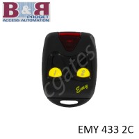 B&B PROGET EMY 433 2C Remote Control, replaced by B&B PROGET BUGGY F Remote.