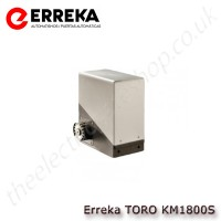 erreka toro km1800s - 230v operator with built-in control for sliding gates up to 1800kgs