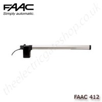 faac 412 dx, 24v, electro-mechanical operator for swing gates up to 1.8m per leaf