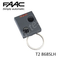 FAAC T2 868SLH Remote Control, replaced by FAAC XT2 868SLH Remote.