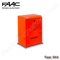 faac 884 mc 3ph, gearmotor for sliding gates with max weight of 3,500kg
