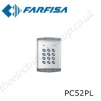 aci farfisa fc52pl keypad for access control.